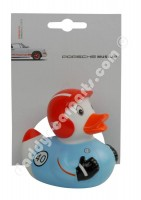BATH RUBBER DUCK MUSEUM RED
