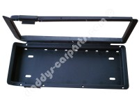 RHD CONSOLE CASSETE DOOR INSERT FOR PORSCHE 928