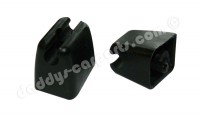 911 COUPE SUN VISOR CLIPS