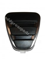 CLUTCH OR BRAKE PEDAL COVER FOR PORSCHE 997 987