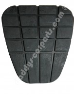 996 986 CLUTCH OR BRAKE FOOT PEDAL COVER