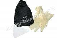 MERCEDES BENZ OIL BAG 1 LITRE
