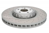 MERCEDES FRONT BRAKE DISC W221 C216 S63 S65 CL63 CL65 AMG
