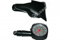 TIRE GAUGE MOTOMETER FOR PORSCHE
