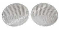 FOG LIGHT LENSES FOR PORSCHE 911 912 MERCEDES